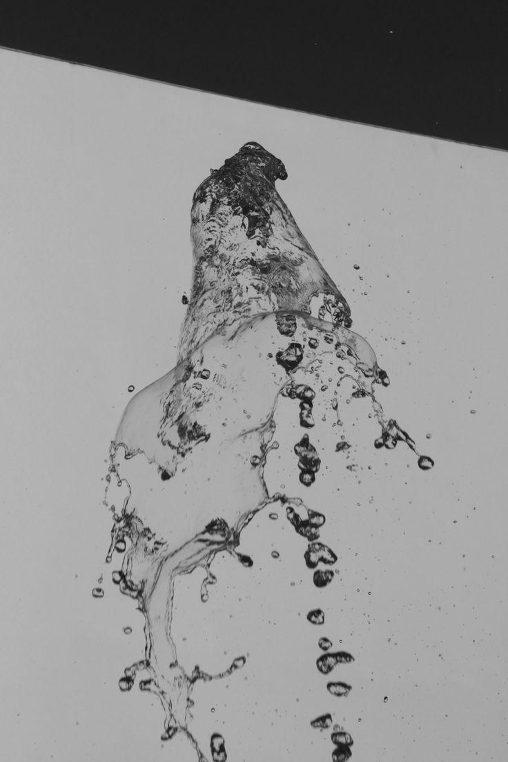 """""""Frozen"""" water :)"""