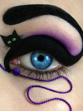 Literal Cat Eye