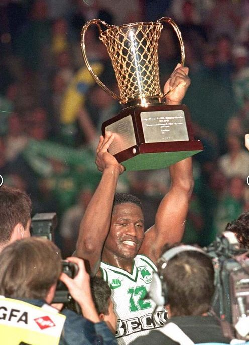 Dominique Wilkins Panathinaikos 1