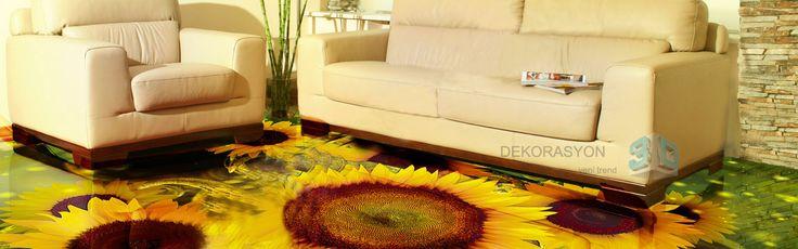 Floral 3d flooring ideas 3d bathroom floor murals 3d epoxy floor - 83 Best Images About 3d On Pinterest