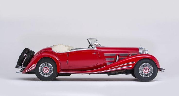 The Mercedes 1934 500k Special Roadster Mercedes Pinterest