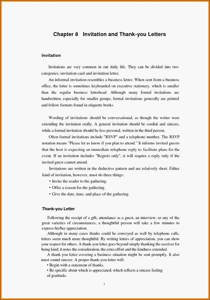 Invitation Letter Informal Jkkpd Elegant 9 formal