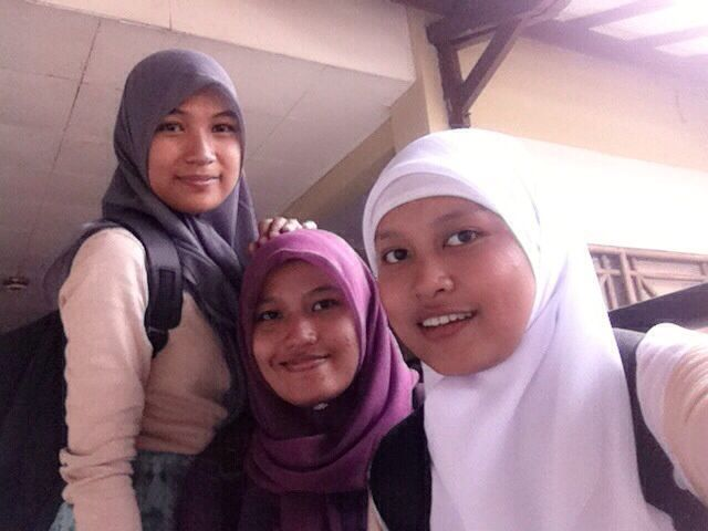 with Lusty and Dina :)