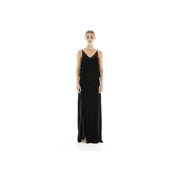 Last Song Couture Dress -Black - Magali Pascal via Polyvore