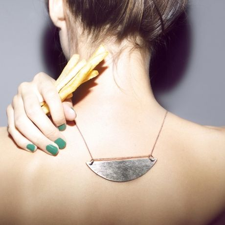 WAIF Jewellery - Geometrically Sculpted Jewellery
