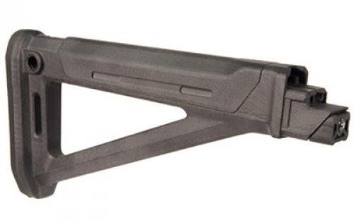 I just bought this and love it. Magpul Industries MOE Stock fits AK, Black . you can see what others said about it here http://bridgerguide.com/magpul-industries-moe-stock-fits-ak-black/