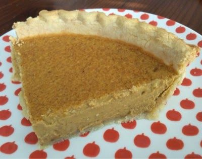 Want to fall in love with pumpkin pie? @gfinorlando says this Cream Cheese Pumpkin Pie will do the trick!