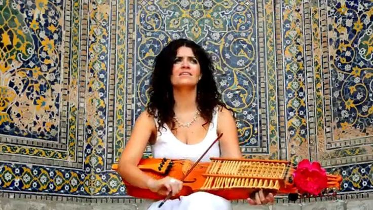 Ana Alcaide: LUNA SEFARDITA  en Samarkanda