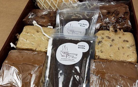 Gluten Free Birthday Gift Basket Chocolate Chip GF Bars