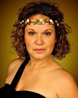 Aboriginal actor, writer and director Leah Purcell.