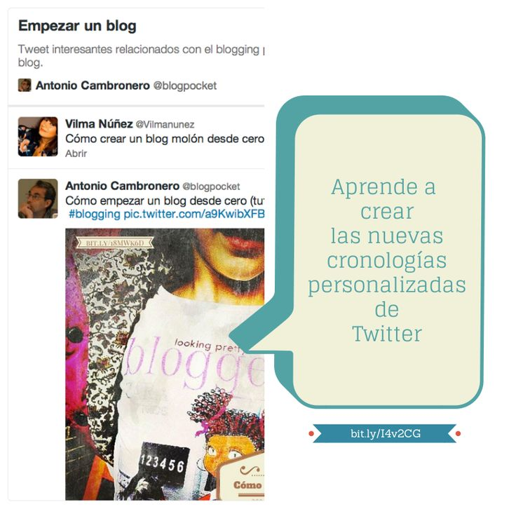 Aprende en este artículo qué es y cómo se crea una línea temporal personalizada, lo nuevo de Twitter.