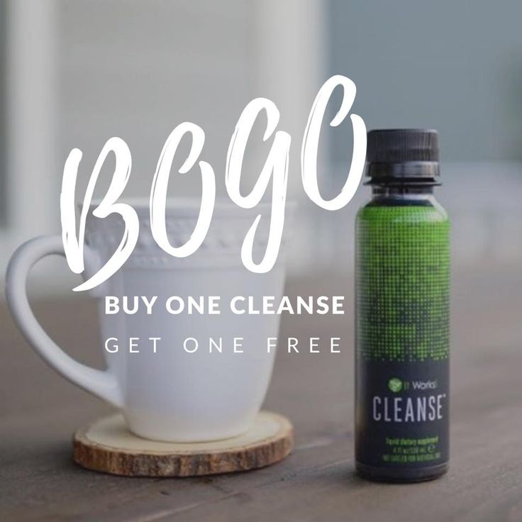 This amazing company is offering another BOGO sale!!! This is for our Cleanse!!  It's a gentle 2 day cleanse! Message me about how you can get my cost with a 90-day challenge!!!  www.heymisskimmy.itworks.com