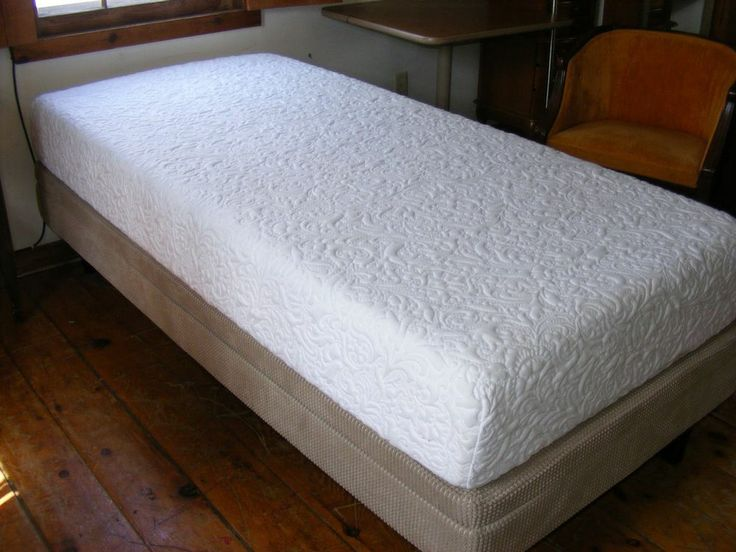 Serta Icomfort Twin Xl Memory Foam Gel Mattress