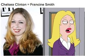 francine smith in real life