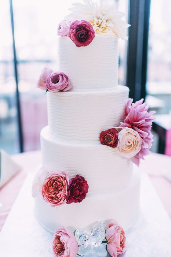 412 best Wedding Cakes images on Pinterest