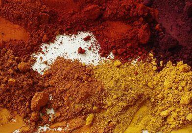 Où trouver des pigments naturels ?