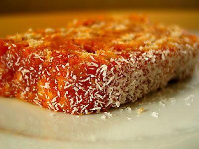 Portakal Agacı: Kabak tatlılı pasta