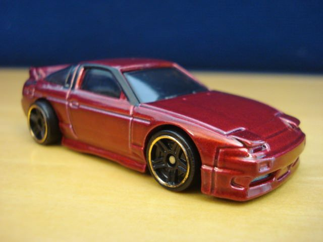 Hot Wheels 1996 Nissan 180SX Type X