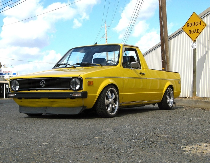 628 best images about Caddy on Pinterest | Mk1, Volkswagen and Trucks