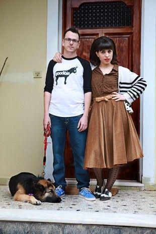 Konstantinos and Eva