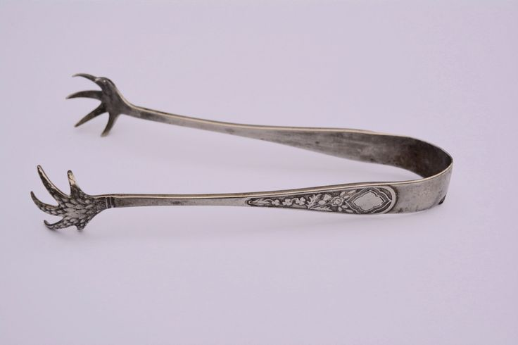 Victorian Ice Tongs EPNS Vintage Ice Tongs Vintage Sugar Nips Vintage Sugar Tongs Claw Grasps Vintage Kitchen Vintage Serving Vintage Table by BiminiCricket on Etsy
