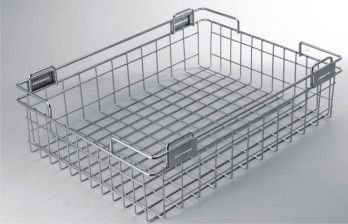 Quality Stainless Steel Kitchen Baskets Manufacturers in India  Stainless Steel kitchen Basket manufacturers in India makes designed kitchen utility basket for different purpose use. At Peacock Revera, Kitchen Baskets manufactured are supervised strictly for quality by the expert to ensure any flaws in the products and if any to work on it and the usage of better quality stainless steel for the offered scope of items…