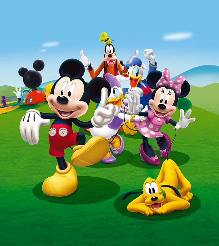 40 Tipi di Carta da Parati Disney per Bambini Carta da