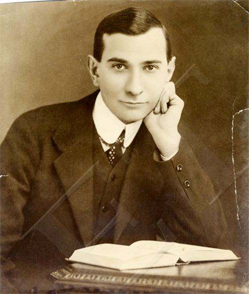 Joseph J. Fynney was 35 years old when he lost his life during the sinking of Titanic. His body was recovered.