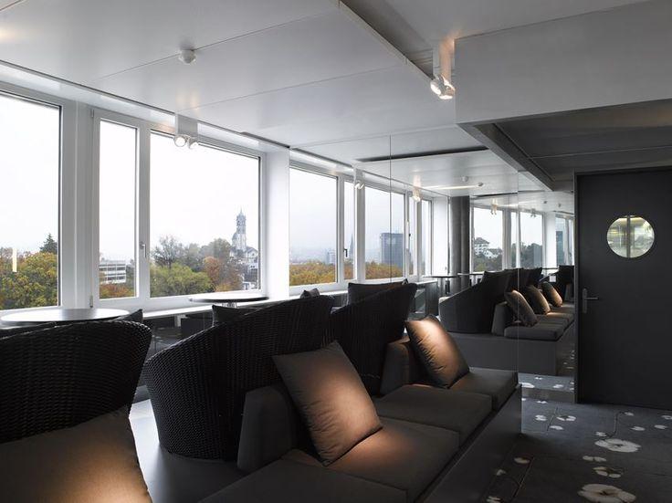 Google EMEA Engineering Hub Zurich - Picture gallery
