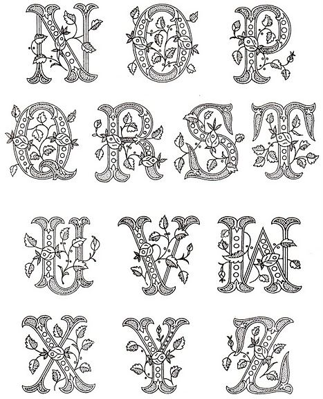 7758764016e83584ce48b95fd30e0511--hobbs-alphabet Quilling Letter Templates Designs on