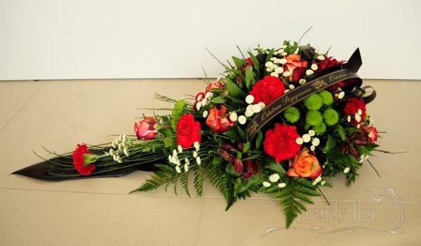 Wiązanki pogrzebowe - Kwiaciarnia Trendy flor s.c. Małgorzata Koc, Agnieszka Jóźwik Warszawa
