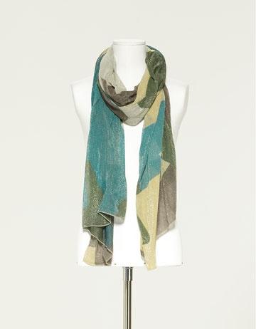 Geometric Print Scarf: Fall Clothing, Geometric Prints, Cute Scarfs, Prints Scarfs, Fashion Bugs, Scarves Shawl, Outfits Ideas, Scarfs Shawl