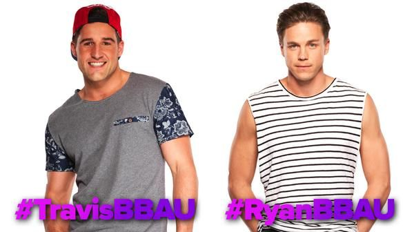 Team Travis/Ryan Big Brother Australia #BBAU BBAU9