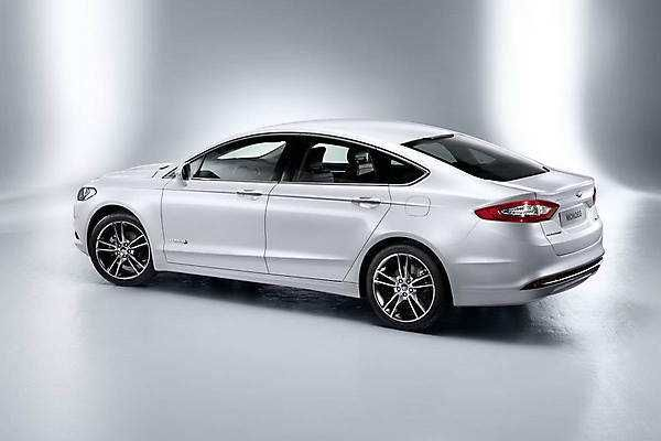 2018-2019 Ford Mondeo — the new sedan and wagon 2018-2019 Ford Mondeo