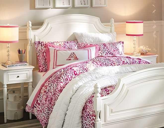 pb teen - Niedliche Noble Schlafzimmerideen