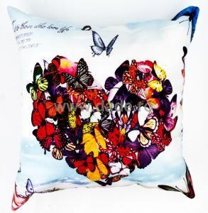 Perna decorativa Heart, 40 x 40 cm