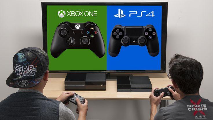 En el duelo de PS4 y Xbox One paquetes son increíblemente barato en Amazon el Primer Día