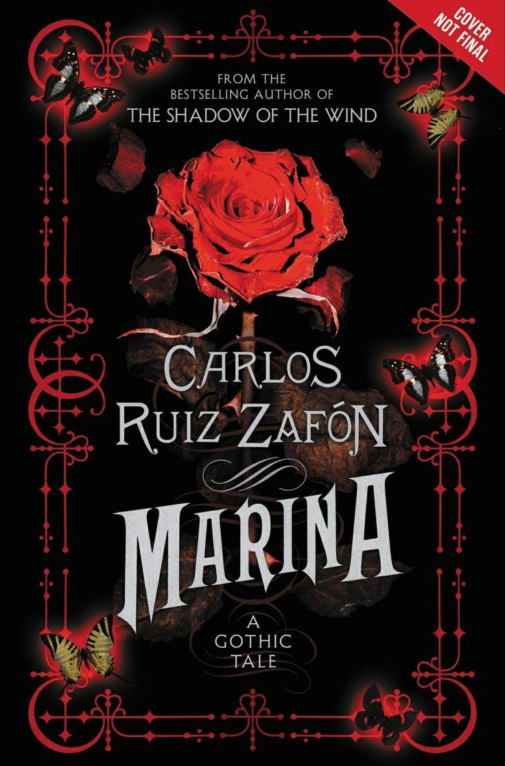 Marina – Carlos Ruiz Zafon http://www.hachettebookgroup.com/titles/carlos-ruiz-zafon/marina/9780316044714/