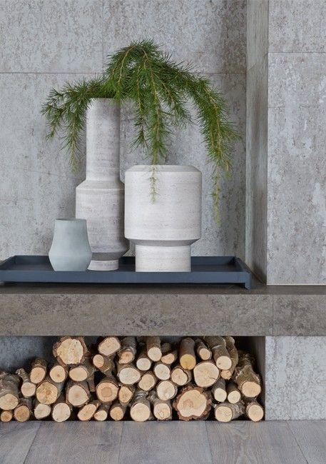 Royal Oak Floors - Concreate Natural Grey Wall Panel 1200x600x4mm