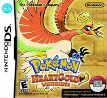 Emularoms: Pokémon HeartGold ( BR ) [ NDS ]