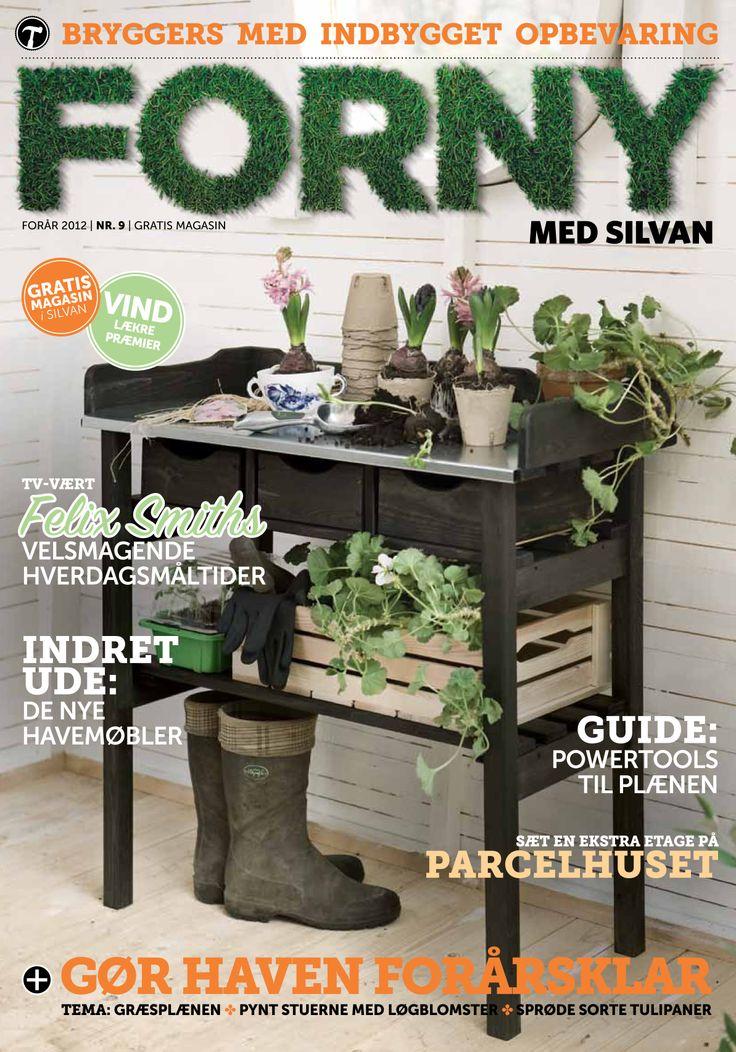 FORNY med Silvan, magasin nummer 9, forår 2012