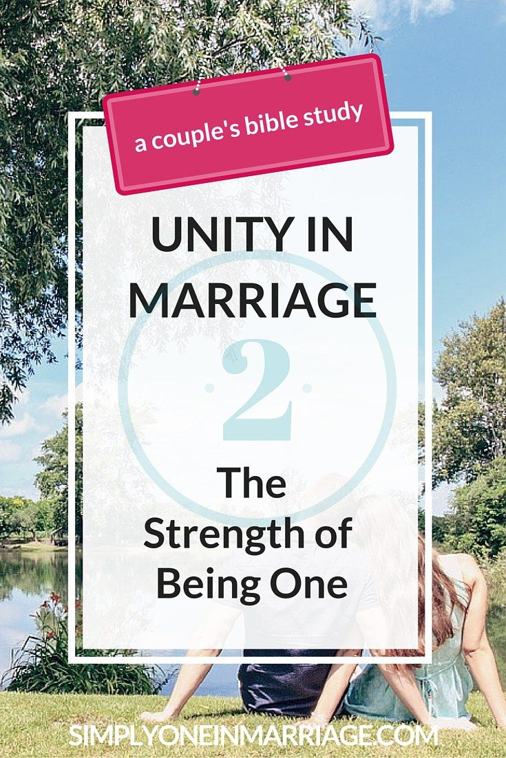 Church Unity | Reformed Bible Studies & Devotionals at ...