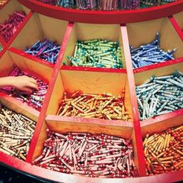 The Crayola Factory in Easton, PA (familyfun.go.com) - fun family trip