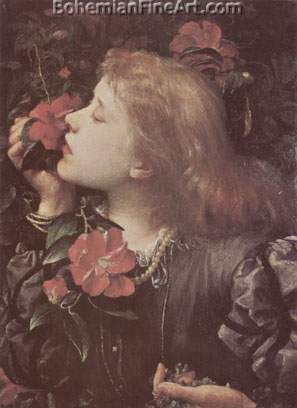 George Frederick Watts, Choosing Fine Art Reproduction Oil Painting