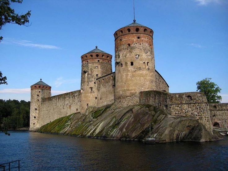 становится старинные крепости финляндии фото реставрация