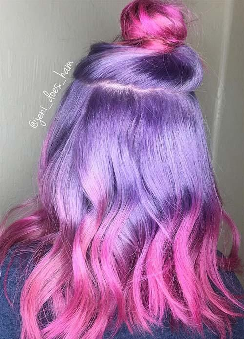 If you're on the hunt for hair with a difference, you should check out these 31 pink and purple hair looks that we definitely think rock for the summer!