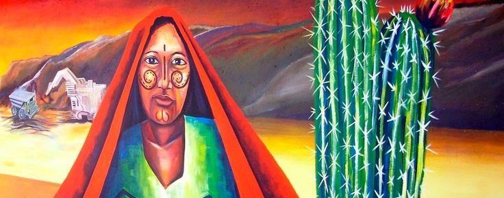 Mural Wayuu