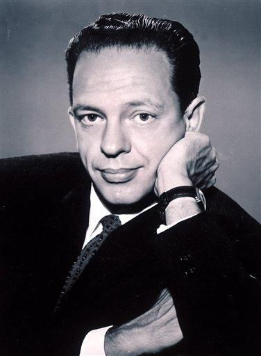 don knotts | actor - [Andy Griffith show] joined the U.S. Army at age 19 and went on active duty on June 21, 1943. He served for the duration of World War II and was discharged on January 6, 1946 with the rank of Technician Grade 5, which was the equivalent of a Corporal. He was awarded the WWII Victory Medal, Philippine Liberation Medal, Asiatic-Pacific Campaign Medal (with 4 bronze service stars), Army Good Conduct Medal, Marksman Badge (with Carbine Bar) and Honorable Service Lapel Pin.