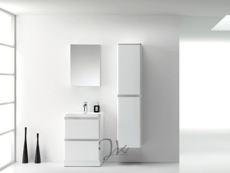 Digital Art Gallery  Small Bathroom Vanities That Are Big on Style