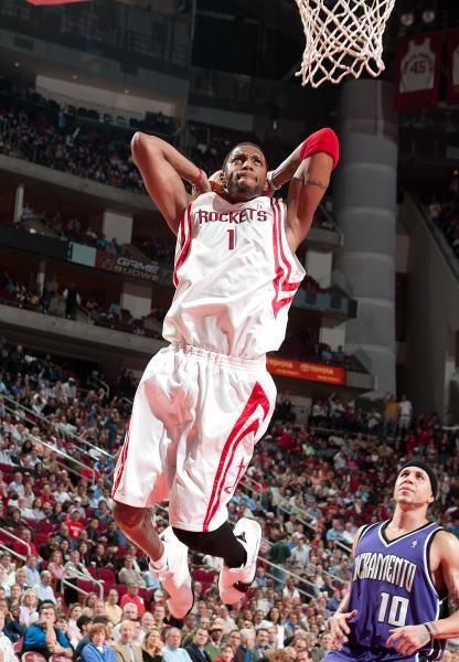 Houston Rockets Tracy McGrady